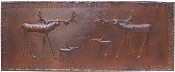 "Copper Murals And Cabinet Panels 82"" x 33"""
