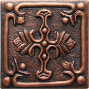 Copper Tile Geometrical CT-072