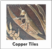 Copper Tiles Free With $2500 Order